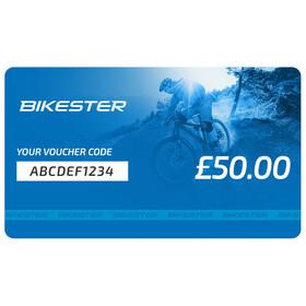 Bikester Gift Certificate Voucher £50